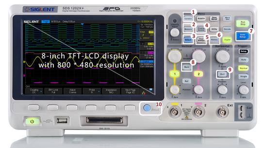 SDS1000Xplus-5.1