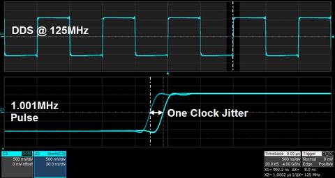 pulse jitter-SDG1000.1