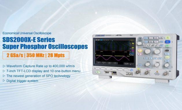 SDS2000X-E