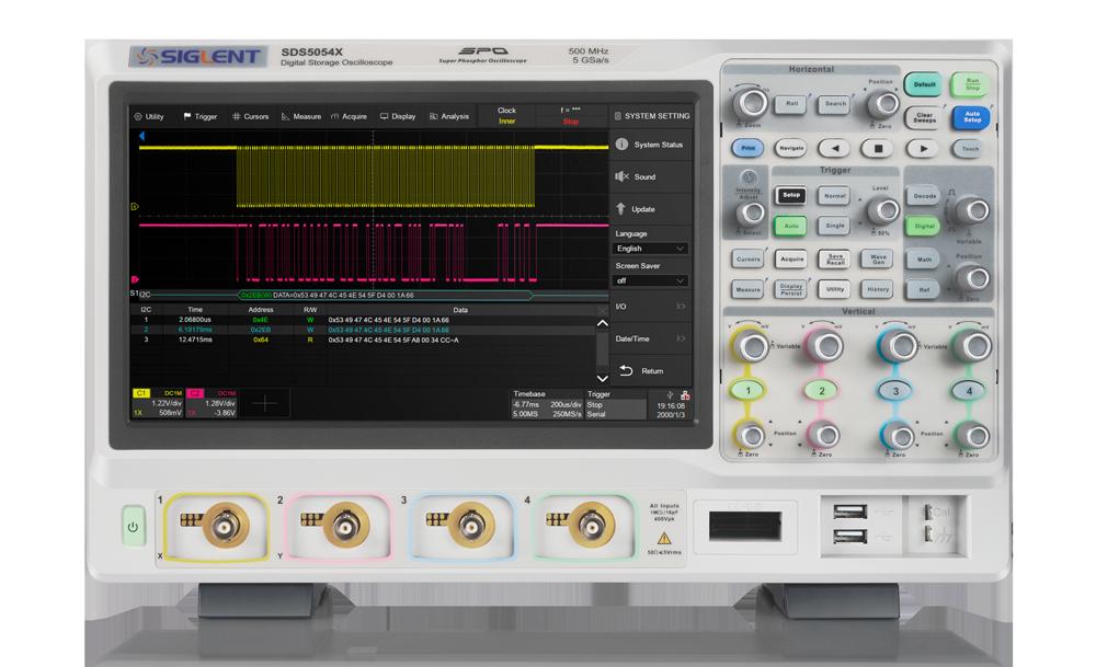 SDS5000X-1000800