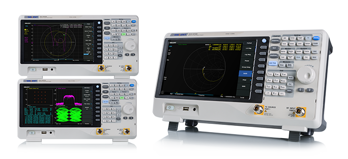 Spectrum & Vector Analyzers