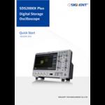 SDS2000XP QuickStart